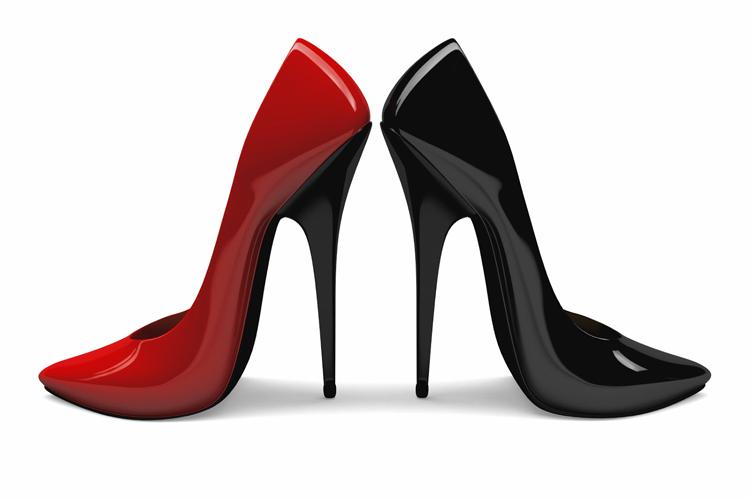 8 trucos para llevar zapatos de tacón