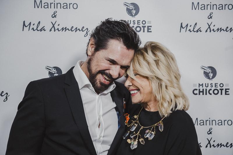 Pasarela Española en la presentación de la nueva colección de joyas Marinaro & Mila Ximénez