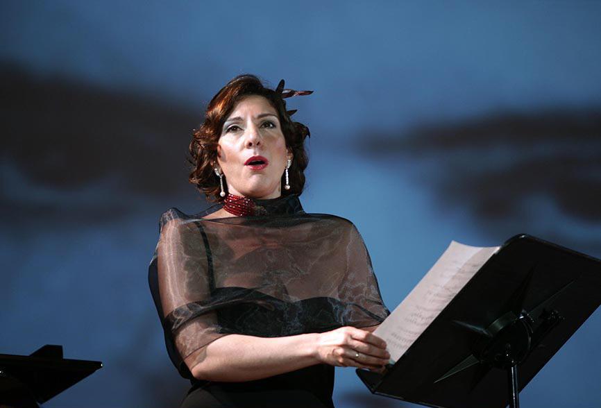 Entrevistamos a la soprano María Rodríguez