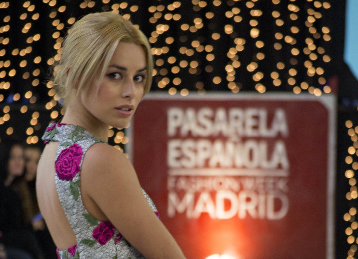 Bea García para Pasarela Española Fashion Week Madrid